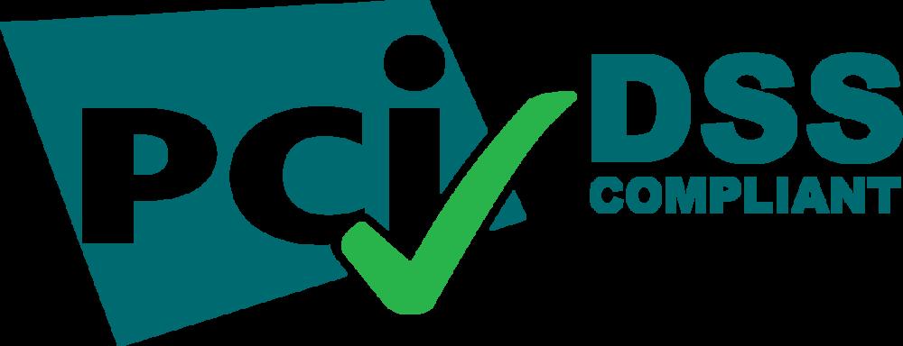 PCI-DSS Certified